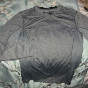 Fitted Nike Long Sleeve